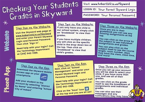 How to Check Grades in Skyward