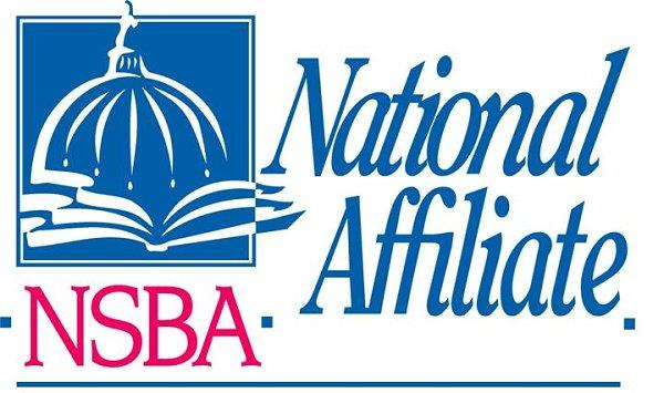 National School Board Association Affiliate Logo