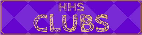 HHS Clubs  graphic