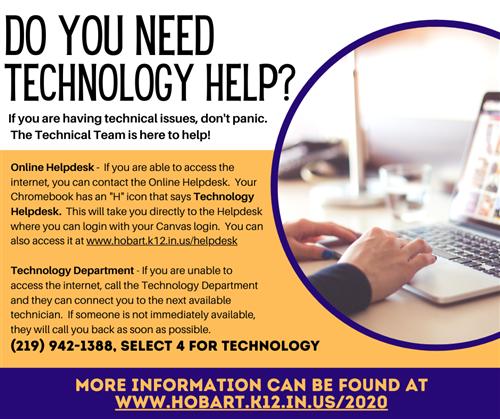Do you need tech help