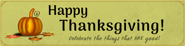pumpkin graphic w thanksgiving text